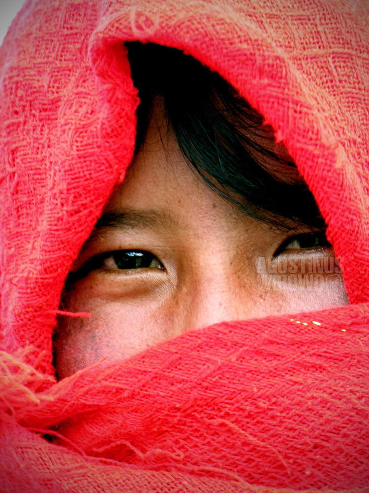tibet-2005-kailash-girl-cover-veil-eyes-mysterious